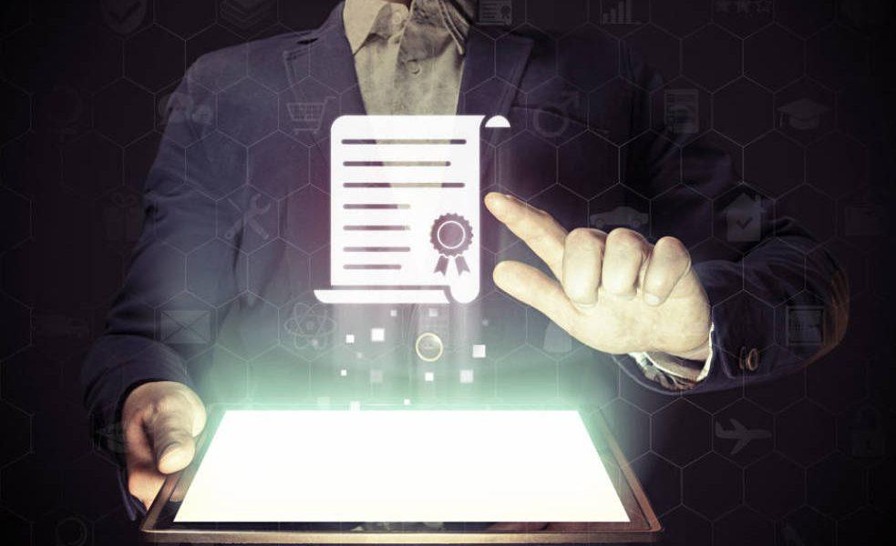 O que e uma requisicao de certificado digital e como e feita