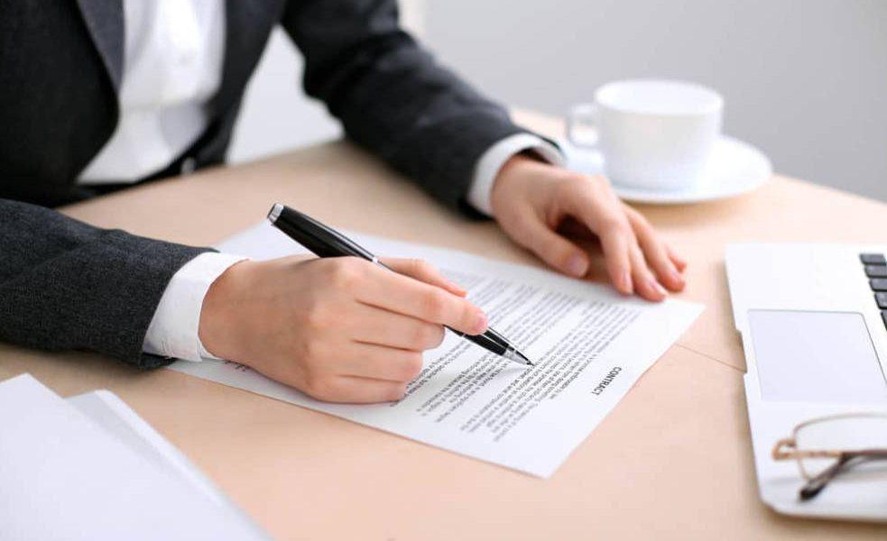 Como formalizar contratos em meio eletronico