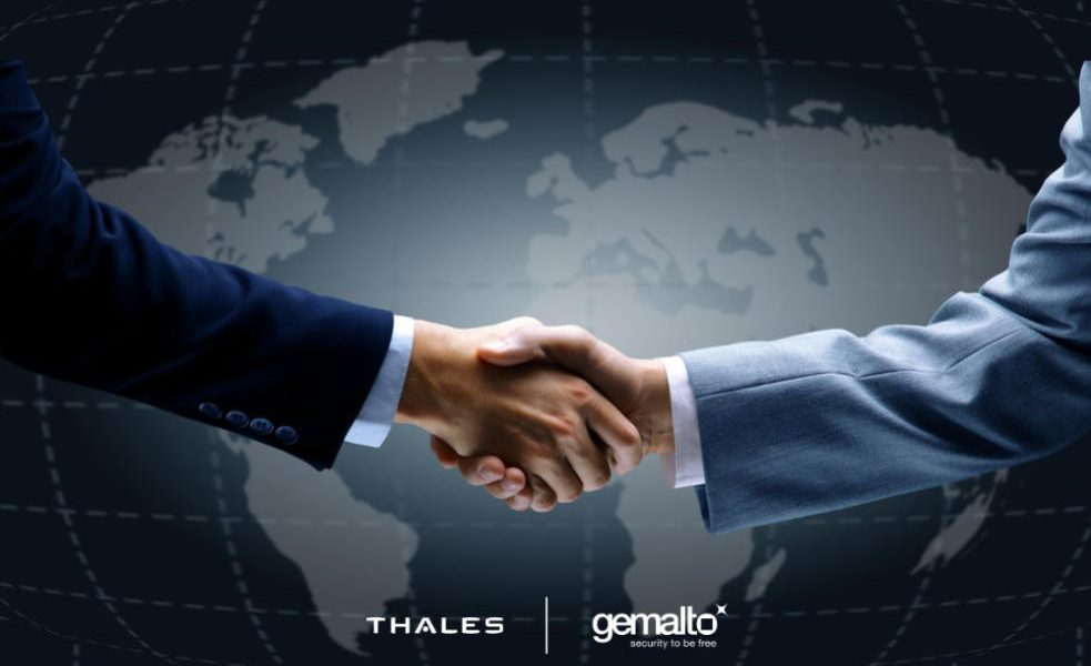 05 - GEMALTO E THALES LIDERANCA GLOBAL SEGURANCA DIGITAL